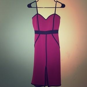 NWOT Pink Dress Size S